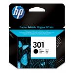 Cartucho tinta negro HP para impresora HP Deskjet 1050, 2050 - HP 301 / CH561EE Original
