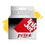 Cartucho tinta  1000Y  amarillo compatible con Brother LC1000Y