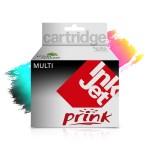 Compatible EPSON Multipack 4 cartuchos negro + color para impresora EPSON series DX4000 - EPSON C13T