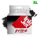 Compatible HP Cartucho tinta negro para impresora HP Photosmart D5460 - HP 364XL / CB321EE