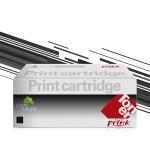 black toner cartridge for  laserjet p2015 - 7k