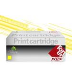 Tóner CB402A  amarillo compatible con HP CB402A